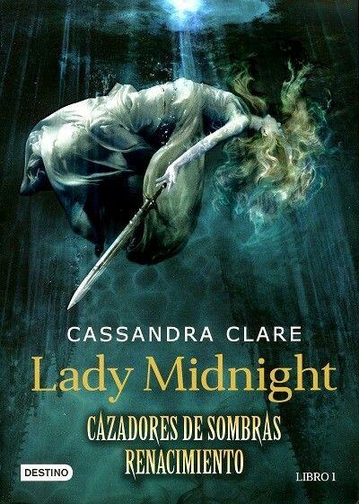 Lady Midnight, nueva serie de la saga Cazadores de Sombras.