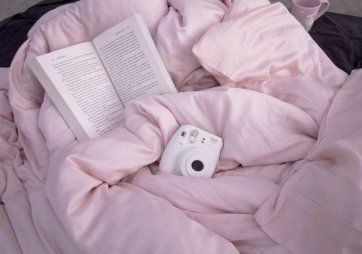 Ettitudes Cloud Pink Duvet Cover