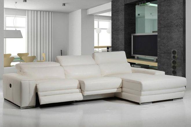 M s de 17 ideas fant sticas sobre sofas piel en pinterest - Sofa piel gris ...