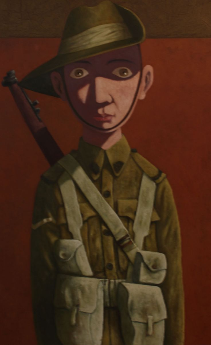 """""""Soldier"""" by Kent McCormack"""