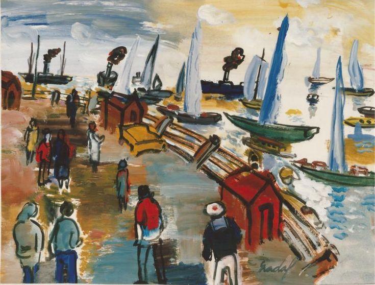 "139. ""Passeig marítim"" de Carles Nadal Ferreres. Oli sobre tela. / 26x34 cm. / c.1989."