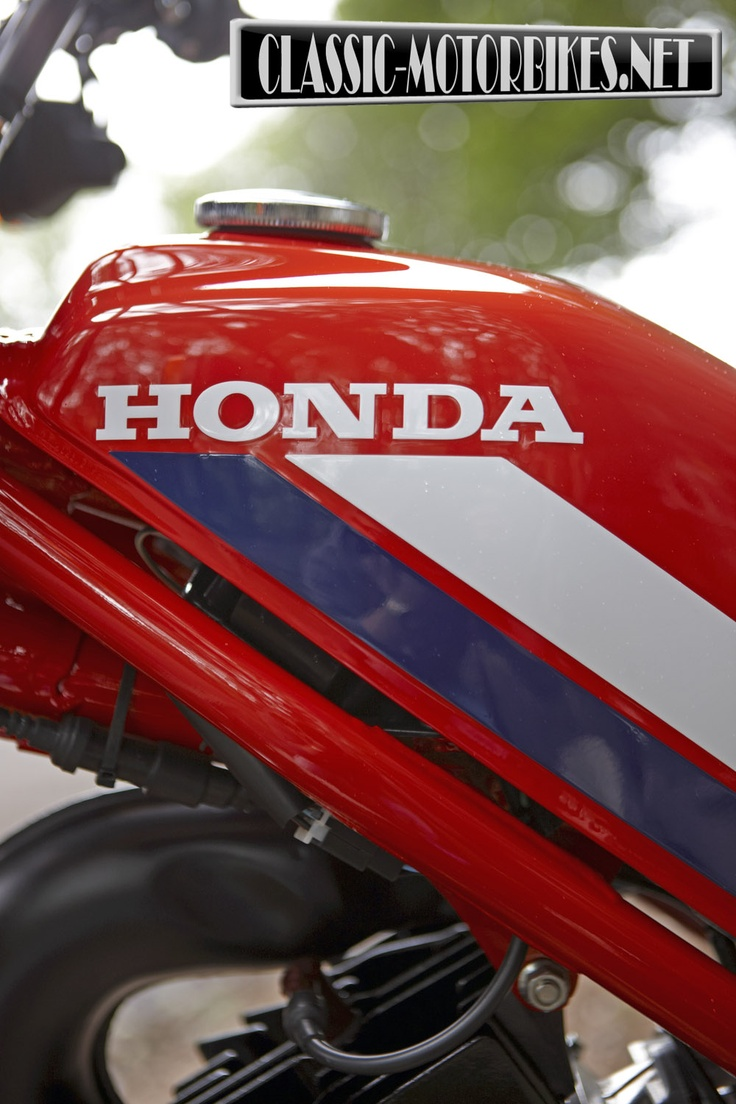 Honda MT5 Road Test   classic-motorbikes.net