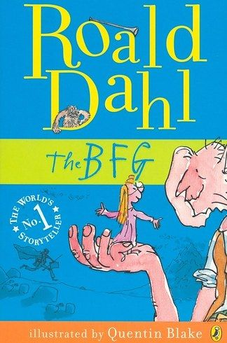 CANNOT WAIT FOR THIS! Roald Dahl, Steven Spielberg, and Disney!!!   The BFG, Roald Dahl   19 Books To Read Before They Hit Theaters This Year