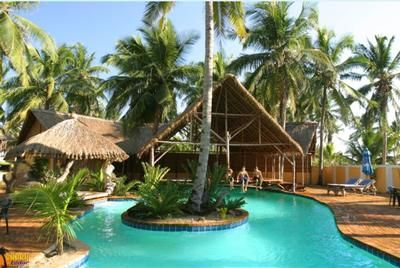Barra Lodge - Beach Resort - Rate: From R9940 per person sharing for 7 Nights