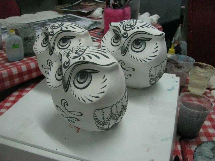 3 совы