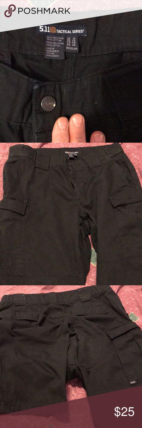 5.11 cargo pants Womans 5.11 black, 6 pcket cargo pants 5.11 Tactical Pants