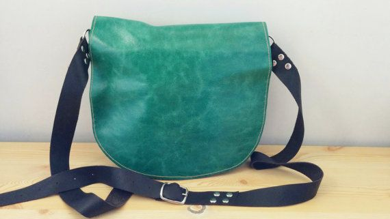 Turquoise bag,leather bag,leather purse,leather tote,brown leather tote,brown leather bag,turquoise purse,brown leather, brown bag