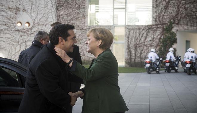 Τσίπρας- Μέρκελ καλούν Τουρκία να τερματίσει τις προκλήσεις στο Αιγαίο