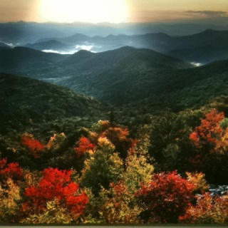 I cannot wait for our trip to Asheville that's coming up!!!!