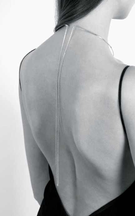 Vibe Harsløf. minimal, minimalist, accessory, jewellery, necklace