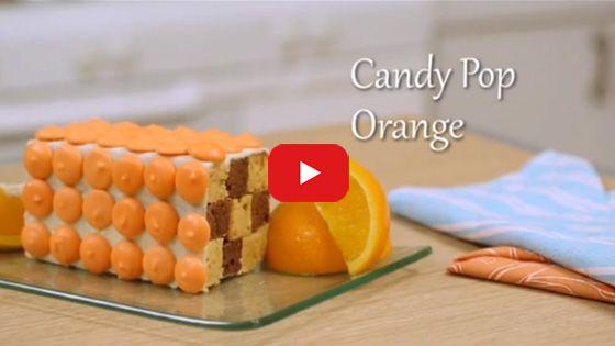 Candy Pop Orange | Blue Band Indonesia