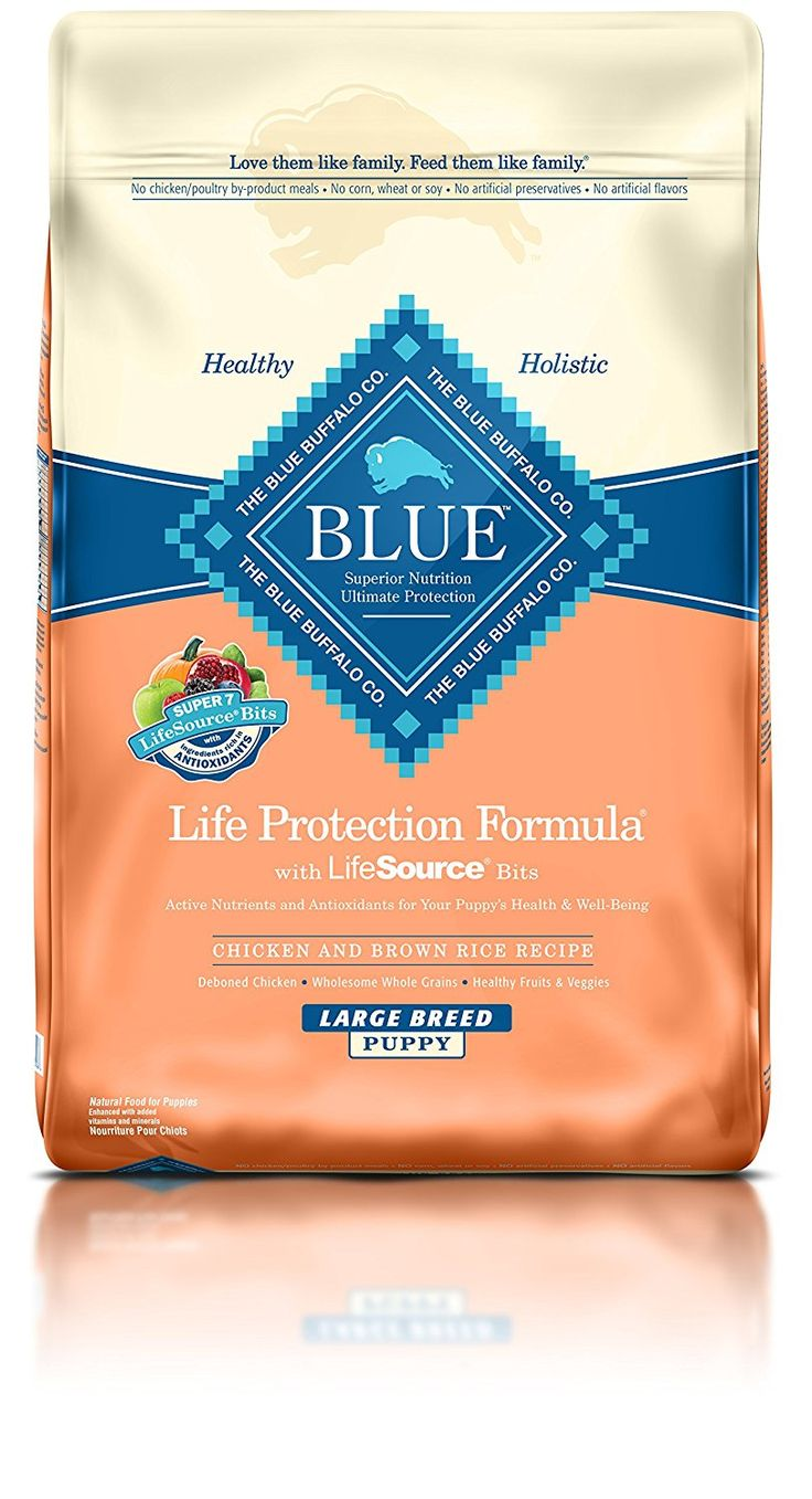 Blue Buffalo Life Protection Dry Puppy Food ** To view further, visit now (This is an amazon affiliate link. I may earn commission from it)