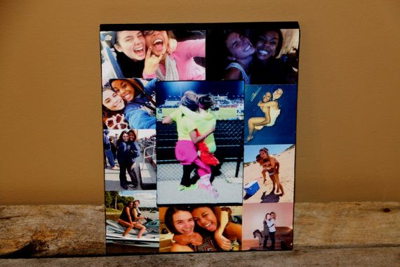 Mother's Day Picture Frame Collage Photo by InitialRemembrance