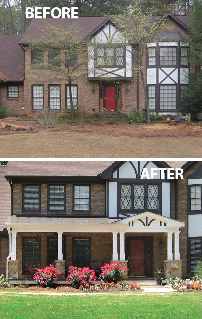 Siding options for tudor style house