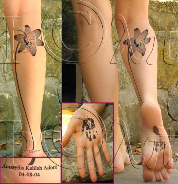 pictures of amaryllis | Shinedown Amaryllis Tattoos