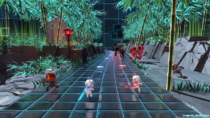 PS4's Playroom gets free Ninja Bots update - http://videogamedemons.com/ps4s-playroom-gets-free-ninja-bots-update/