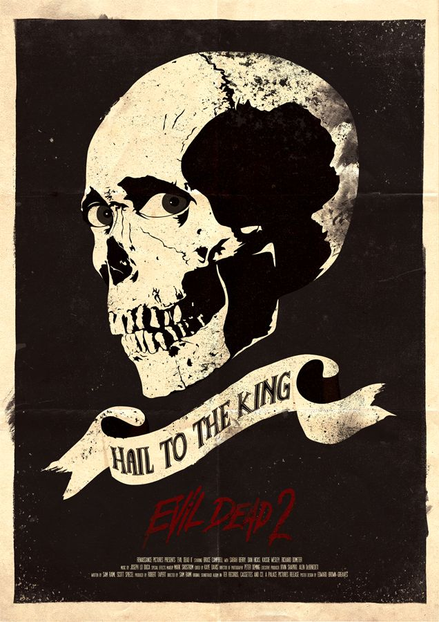 The Evil Dead 2 (1987)