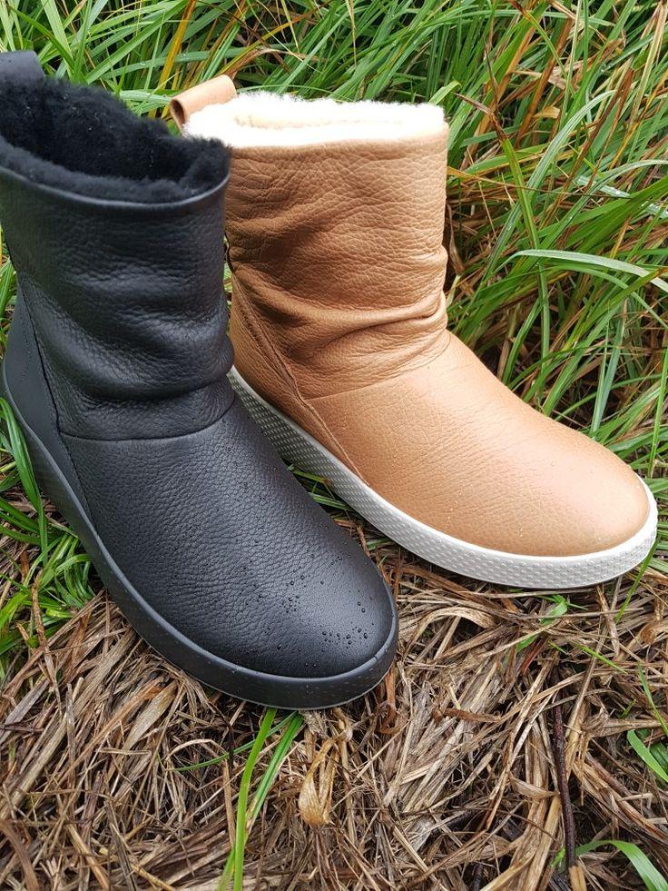 Женские зимние ботинки ECCO UKIUK Оригинал  Доставка по Украине  Оплата при получении  #ecco #женскиеботинки