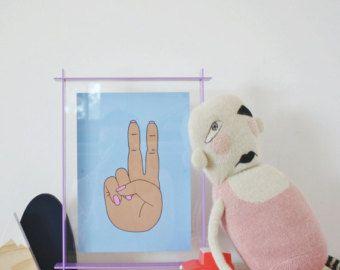 acrylic box frame - lavender - A4 frame - perspex frame - floating frame - neon box frame - plexiglass frame