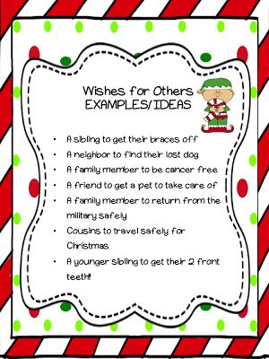 Dear Santa…A Wish for Others