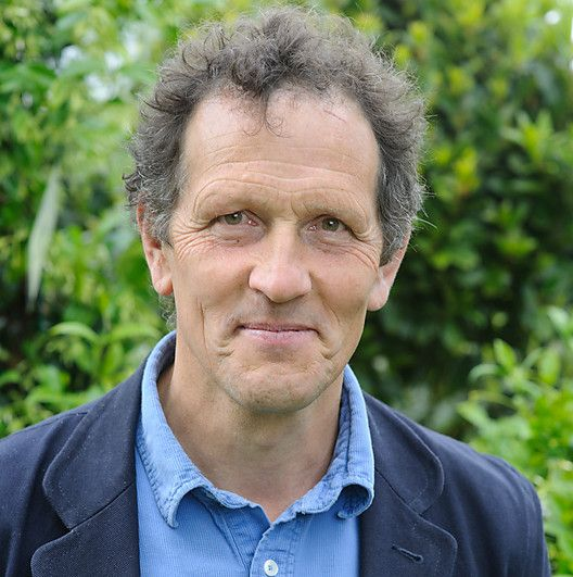 BBC Two - Gardeners' World - Monty Don. My favourite gardener. His enthusiasm is wonderful.