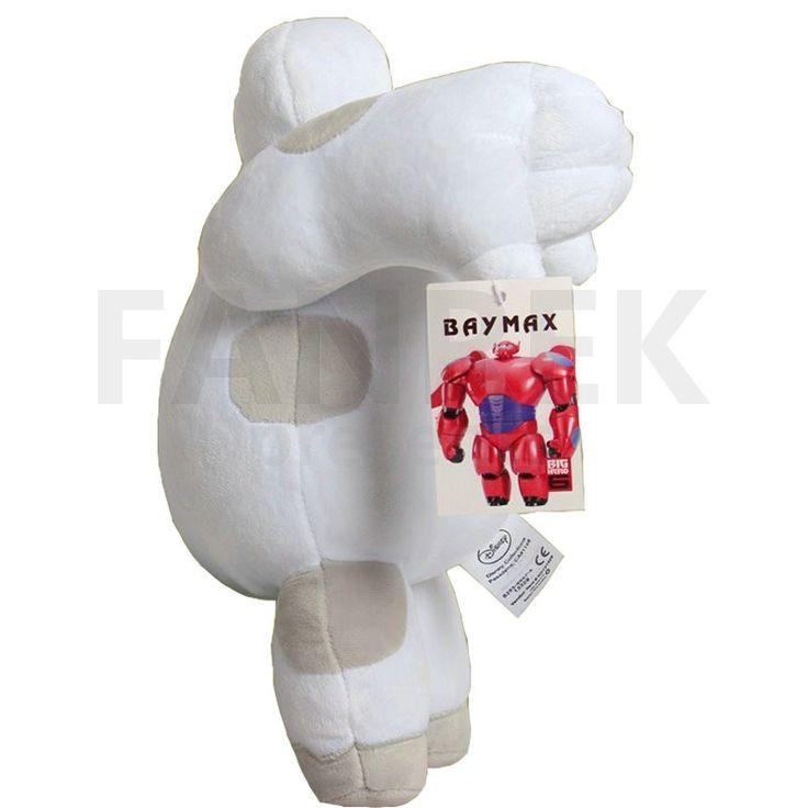 Disney Movie Big Hero 6 Baymax Plush Doll