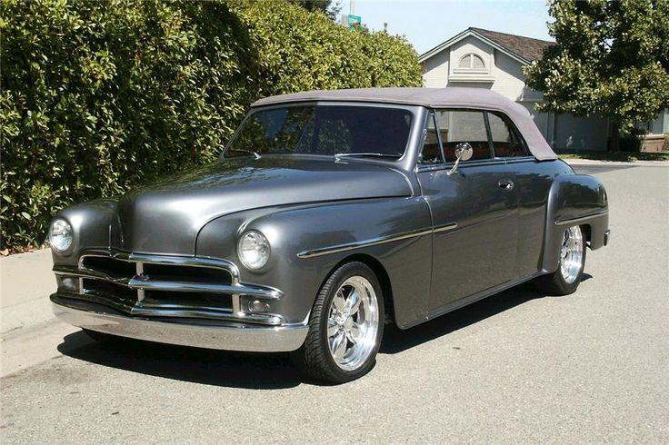 1950 plymouth 1950 plymouth special deluxe custom 2 door for 1950 dodge 2 door coupe