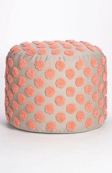 Polka Dot pouf