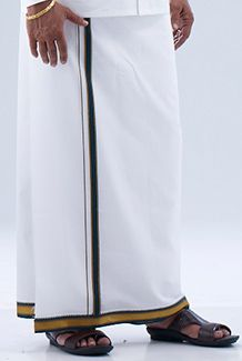 Thavam Cotton Dhoti Manufacturers & Suppliers in India - http://www.ramrajcotton.com/cotton-dhoti.php