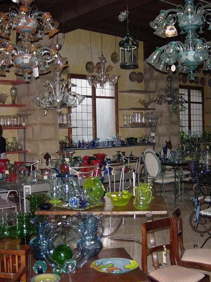 Blown glass studio in mallorca glass blowing artist