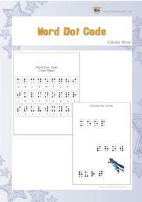 Word Dot Code 5 - Individual File Download