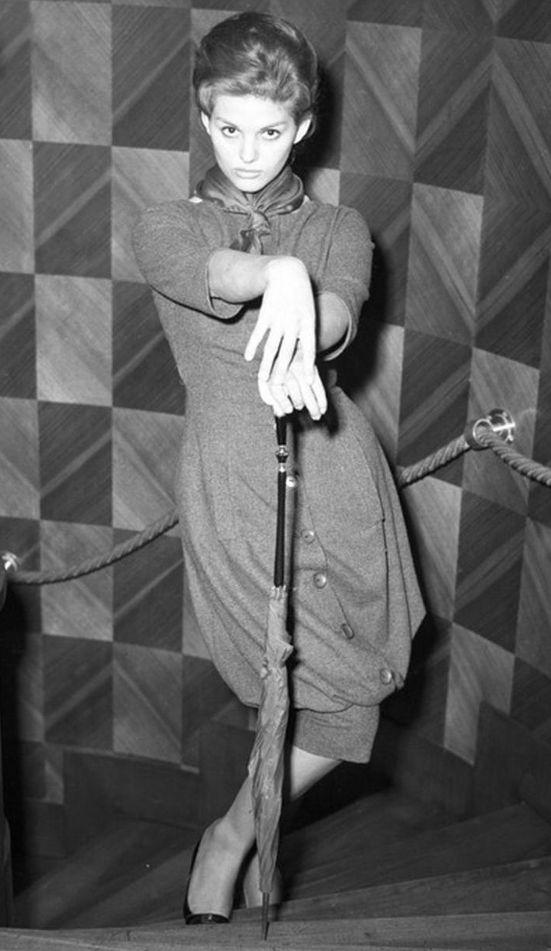 Claudia Cardinale.Клаудиа Кардинале.