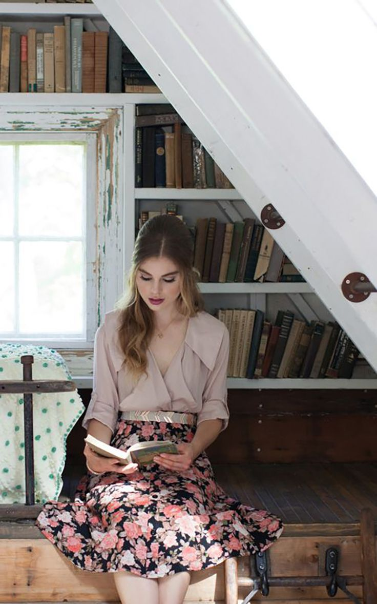 The Life-Changing Power of Books | Camille Styles