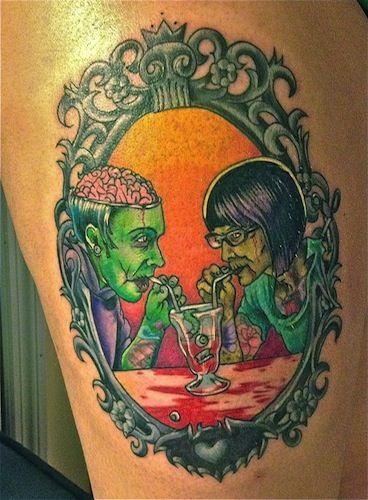 39 best pig tattoos images on pinterest pig tattoos for Charleston tattoo artists