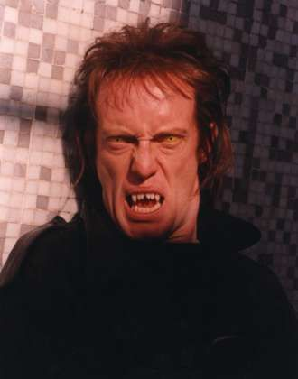 Andy Sinclair as a Vampire character form 2.4 Children TV show