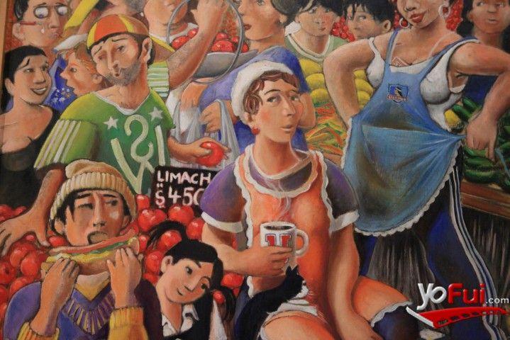 YoFui.com: Loro Coirón: Una manera de eMIgRAR en Loro Coirón: Una manera de eMIgRAR, Museo Nacional de Bellas Artes, Santiago (Chile)