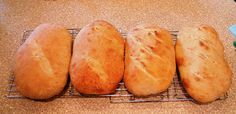 Baking bread with brewers yeast
