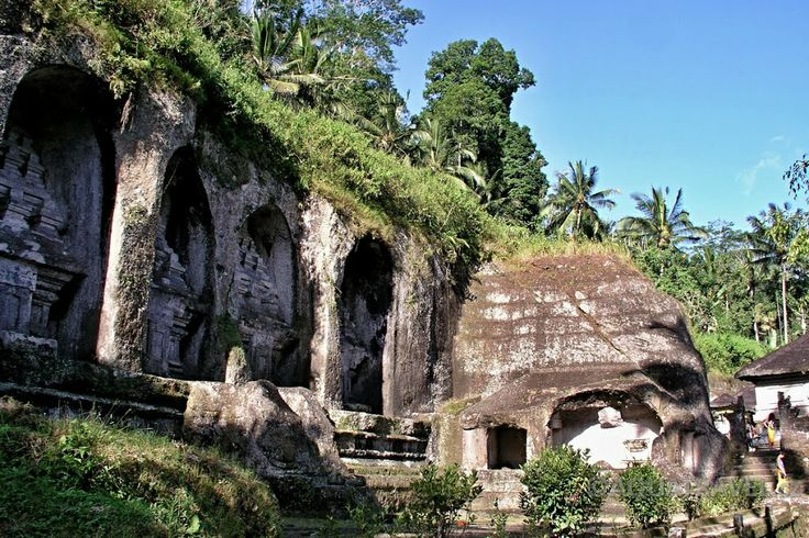 Ubud, Gunung Kawi hrobky