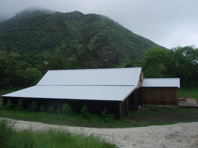 Woolshed renovation