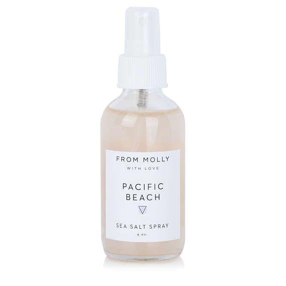 Sea Salt Spray | Sea Salt Hair Spray | Sea Salt | Himalayan Sea Salt | Hair Mist | Organic Hair Care | Beach Hair Spray | Gifts for Her