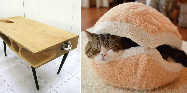 17 melhores ideias sobre mob lia para gatos no pinterest for Mobilia anos 60