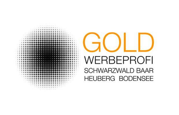 """1. Platz beim Kreativwettbewerb """"Werbe-Profi"""" mit dem Logo """"200 Jahre Friedrichshafen""""."""