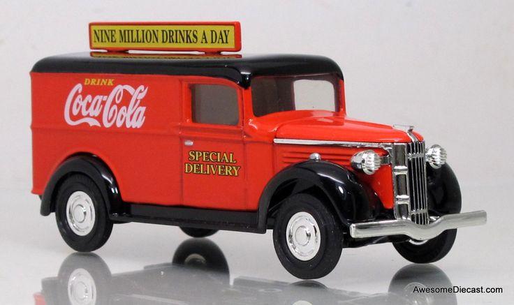 Awesome Diecast - Matchbox Yesteryear 1:43 1937 GMC Van - Coca Cola ,  €28.19 (http://www.awesomediecast.com/matchbox-yesteryear-1-43-1937-gmc-van-coca-cola/)