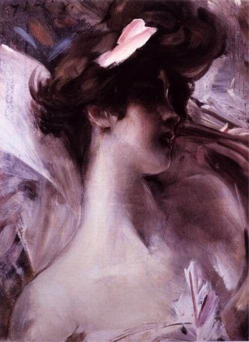 little augury: Giovanni Boldini