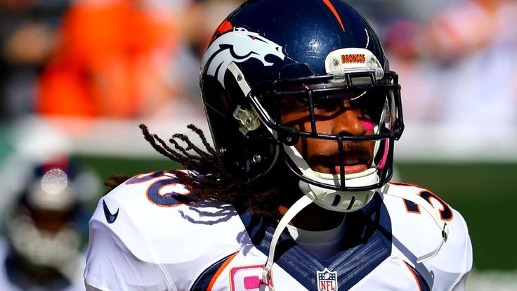 Safety David Bruton Jr. played most of Denver's game at Pittsburgh with a fractured right fibula that will sideline him indefinitely.  12/20/2015