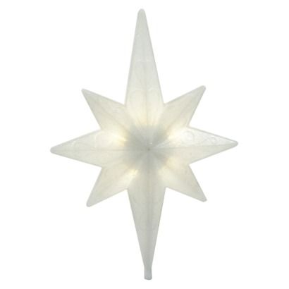 Battery Operated Warm White Led Tree Topper Find Seasonal