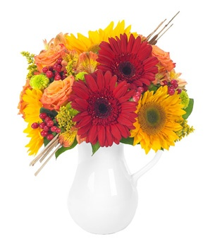 Fall Gerbera Daisy Bouquet 17 Best images ...
