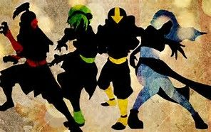 Image result for cool avatar the last airbender art