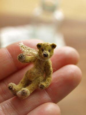 teeny tiny bear