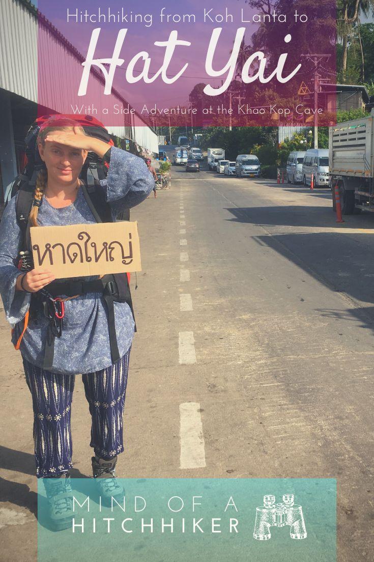 Koh Lanta to Hat Yai via the Khao Kop Cave A SevenStar